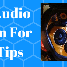 Best Audio System For Car Tips