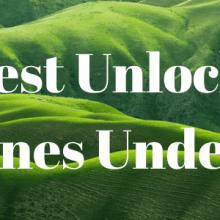 Phones Under 300